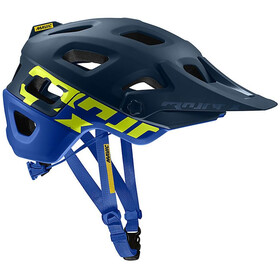 Mavic Crossmax Pro Bike Helmet blue